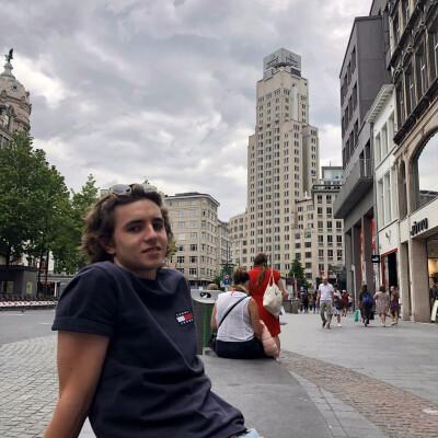 Bjarne zoekt een Appartement in Antwerpen